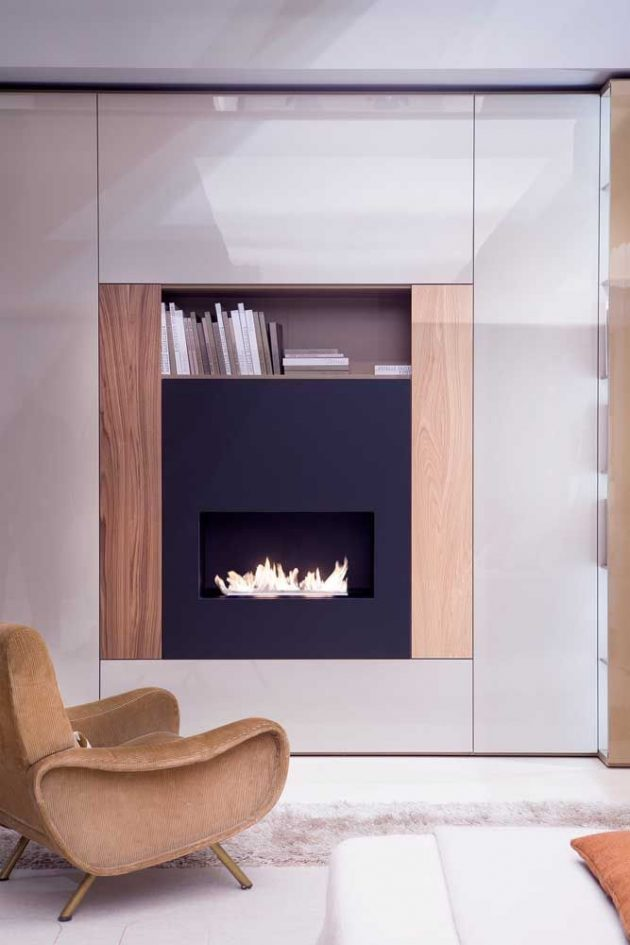 Ecological Fireplace - Tips + Inspirations