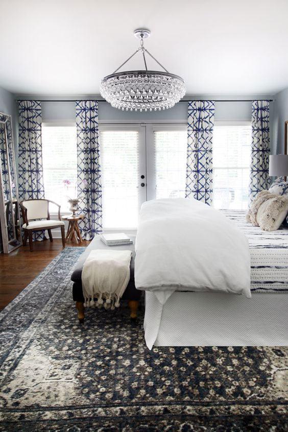 Chandelier for Double Bedroom 9 Models in Beautiful Designs
