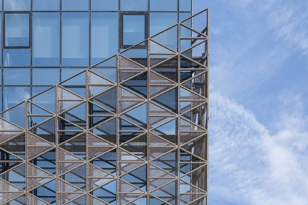 An Unusal Façade: Söğütözü Business Centre