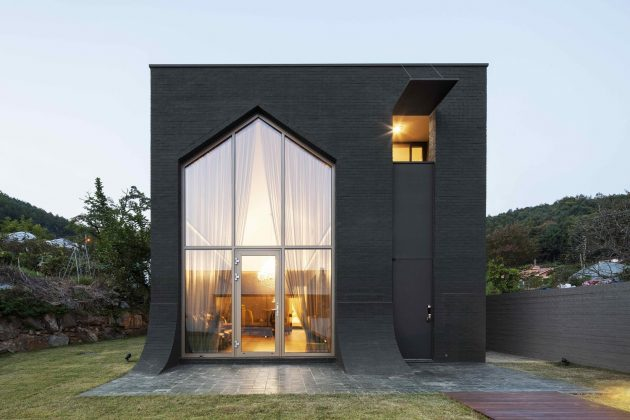 B House by 100 A Associates in South Korea