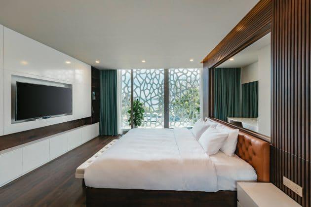 Coral Villa by HUNI Architects in Da Nang, Vietnam