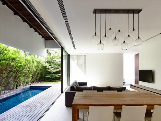 Eng Kong Garden by HYLA Architects in Singapore