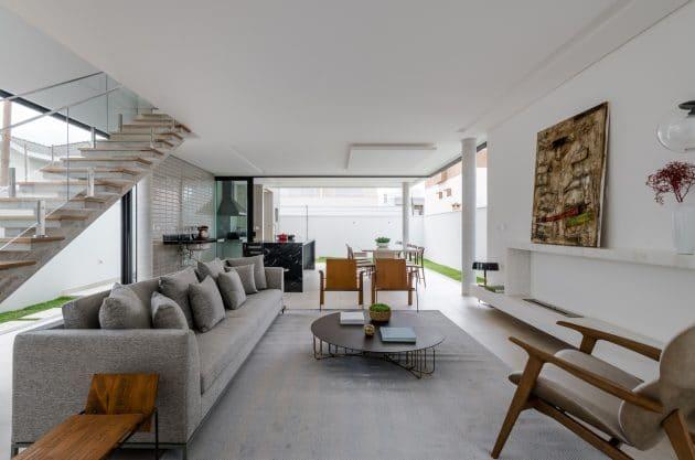 Genesis House by Otta Albernaz Arquitetura in Brazil