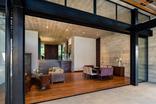 LP1 House by Paz Arquitectura in Guatemala