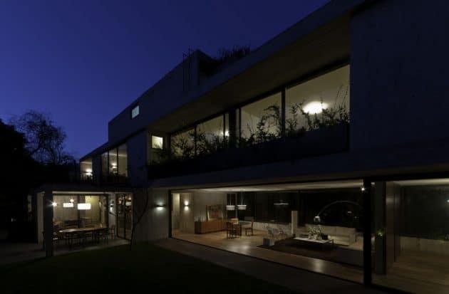 Maruma House by Fernanda Canales in Mexico City, Mexico