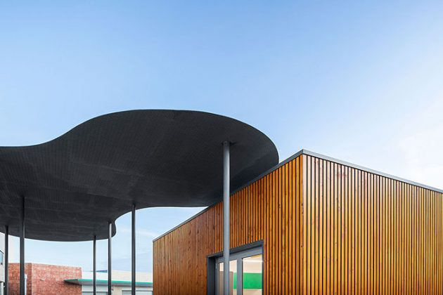 Spectris Innovation Centre by Sergio Miguel Magalhaes in Maia, Portugal
