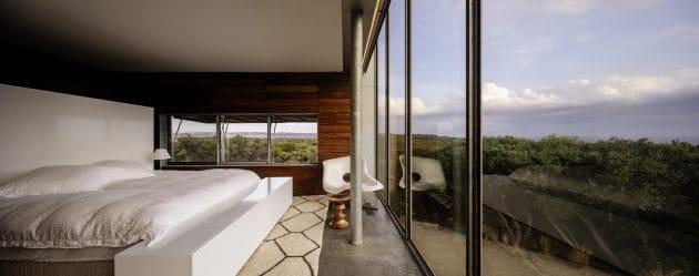 St. Andrews Beach Villa by Woods Bagot in Victoria, Australia