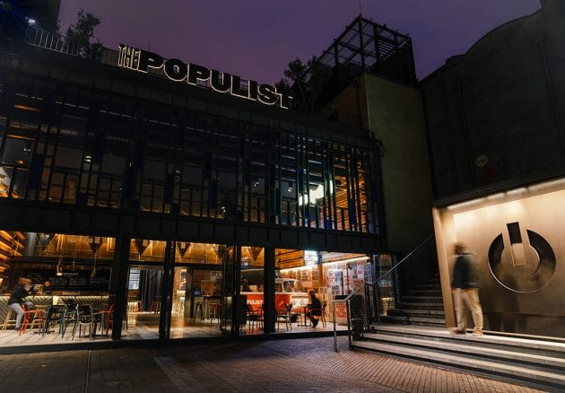 The Populist Brewery by Lagranja Design in Istanbul, Turkey