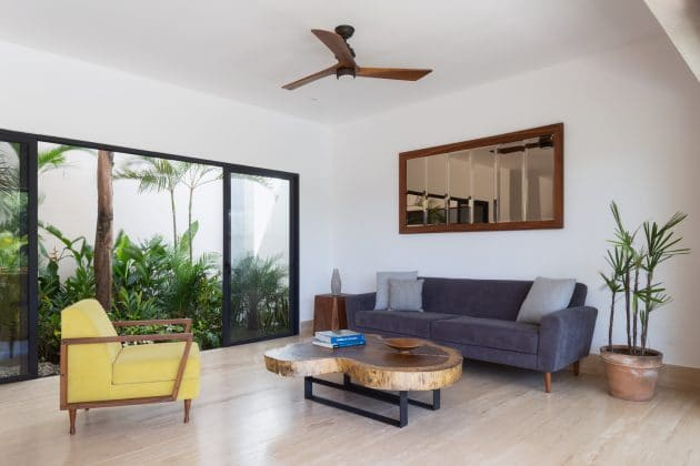 Venados 22 House by estudio AM Arquitectos in Cancun, Mexico