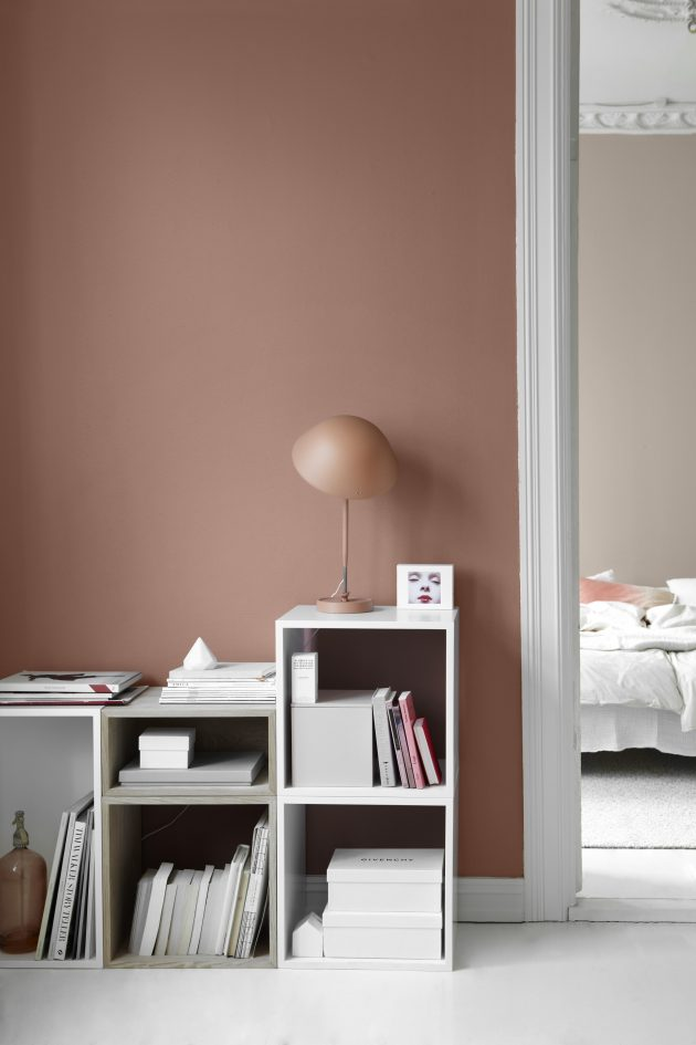 What Shade Should You Choose to Paint a Pink Wall?