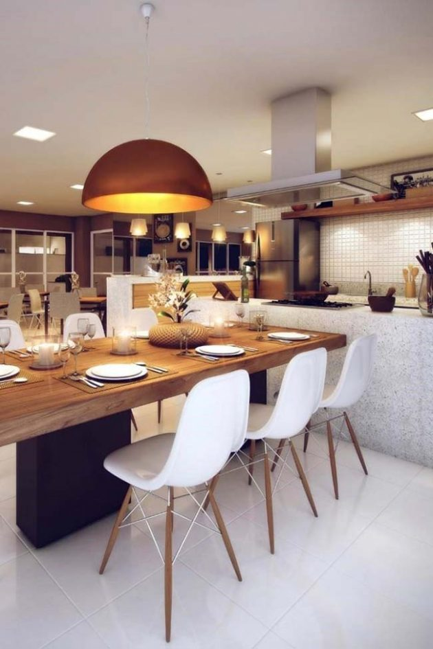 6 Decorating Ideas for Gourmet Spaces