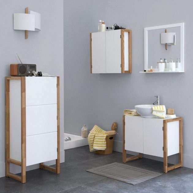 Ideas For Bringing Extra Storage in the Bathroom