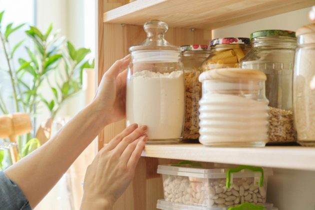 How to Organize Your Kitchen Cabinet Step by Step