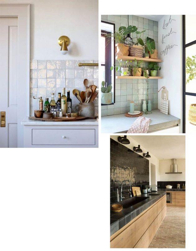 5 Decorative Keys for Trendy Cuisine