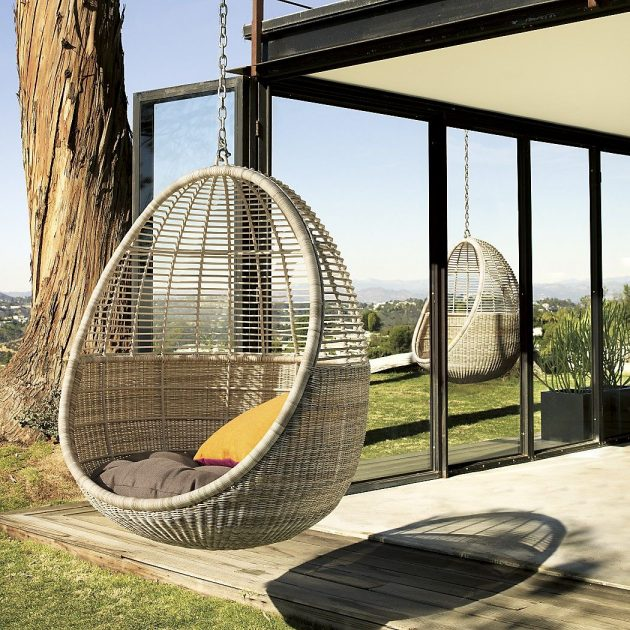 Top 6 Hanging Chairs for the Garden