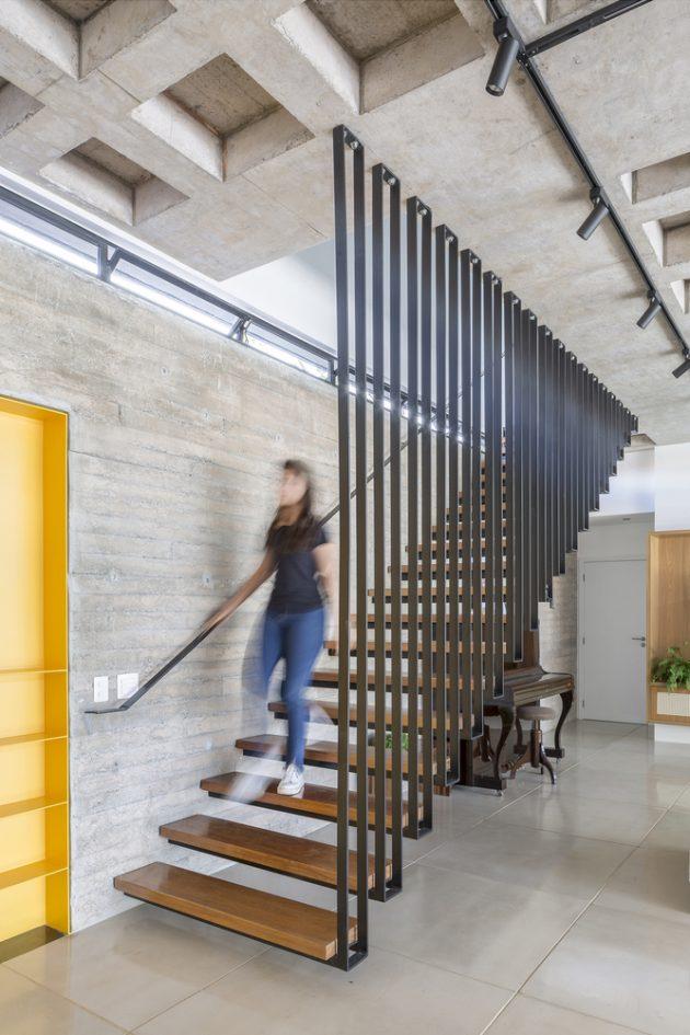 11 House by CoDA Arquitetos in Brasilia, Brazil