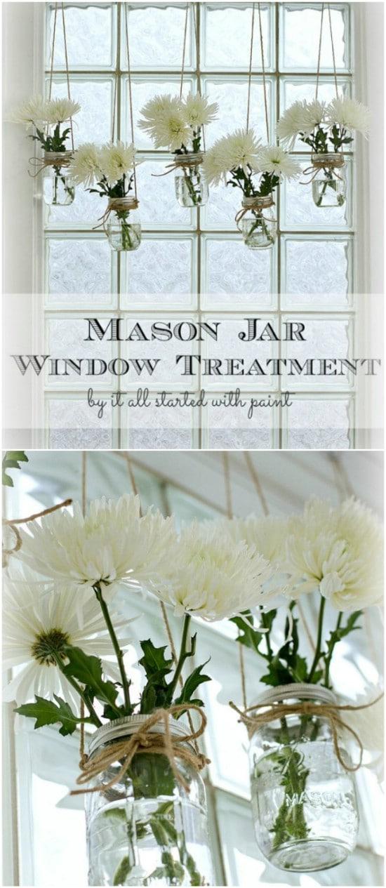 15 Brilliant DIY Mason Jar Projects To Craft This Spring