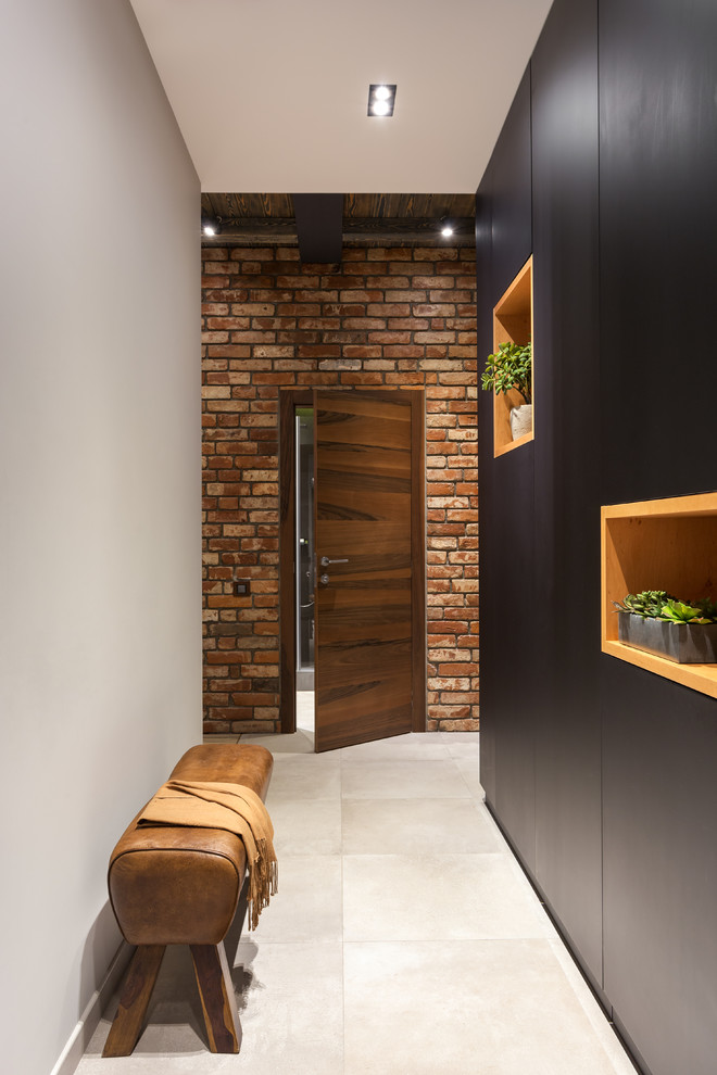 industrial hall entry designs lofts suitable interesting loft studio8