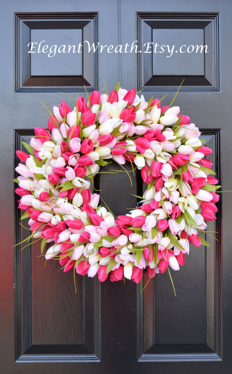 15 Natural Mother's Day Wreath Gifts To Surprise Her With