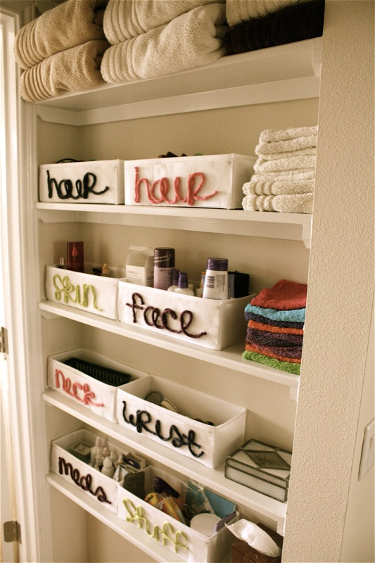 16 Clever DIY Bathroom Organizer Projects You Will Love To Craft
