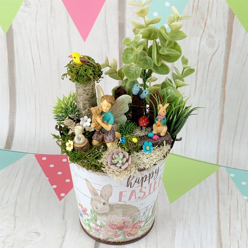 16 Cute Easter Centerpiece Designs For Your Table Decor