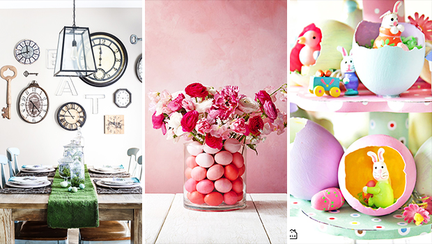 16 Delightful DIY Easter Table Decor Ideas You'll Adore