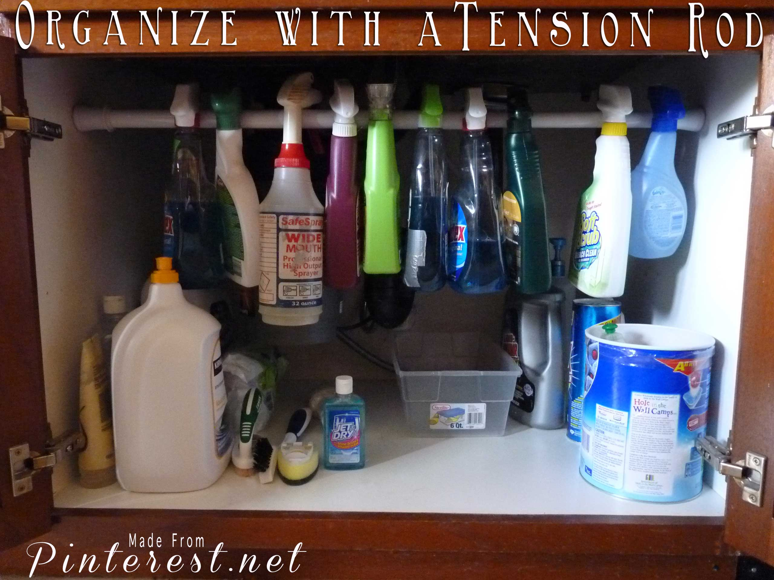 16 Genius DIY Organization Ideas You Could Craft Over The Weekend