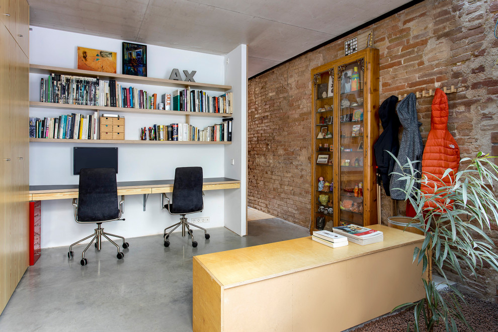16 Great Industrial Home Office Designs That Will Help You Get Things Done