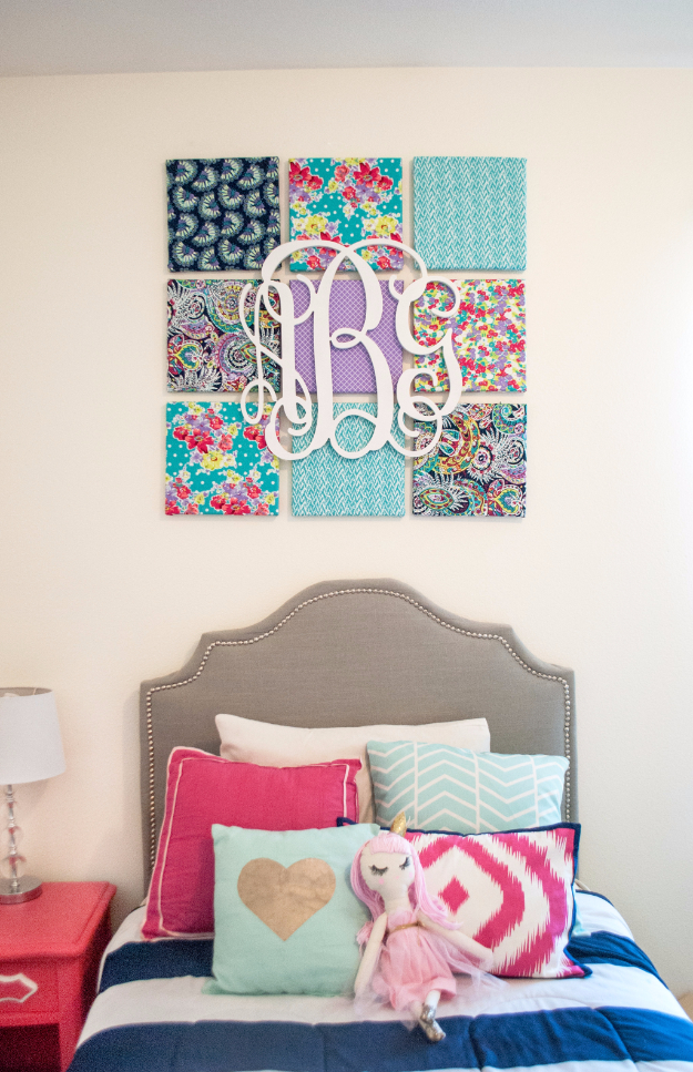 16 Super Cute DIY Decor Ideas For The Girls Room