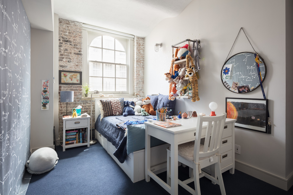 17 Wonderful Industrial Kids Room Ideas That Are So Chic