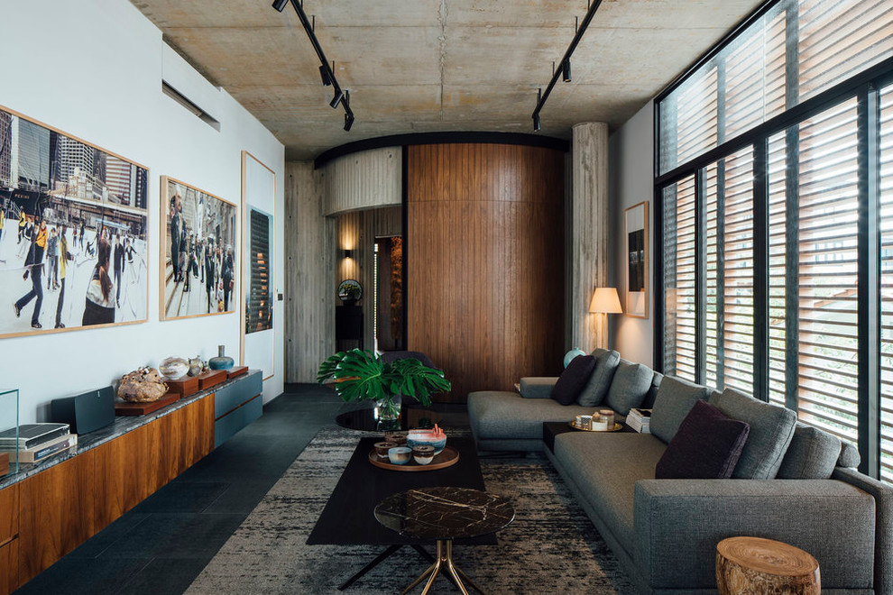 18 Extraordinary Industrial Living Room Designs That Will Amaze You