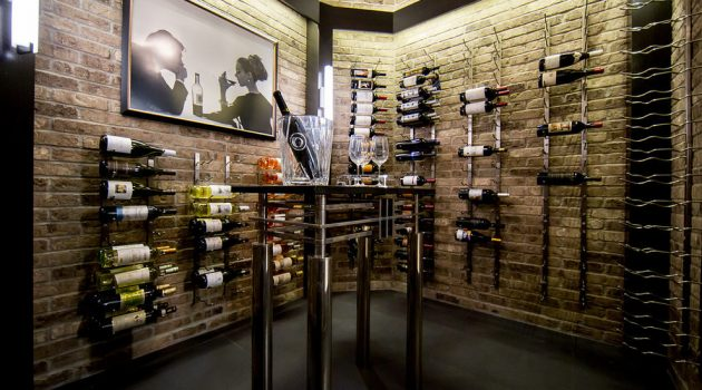 18 Stunning Industrial Wine Cellar Ideas You Wine Lovers Will Adore