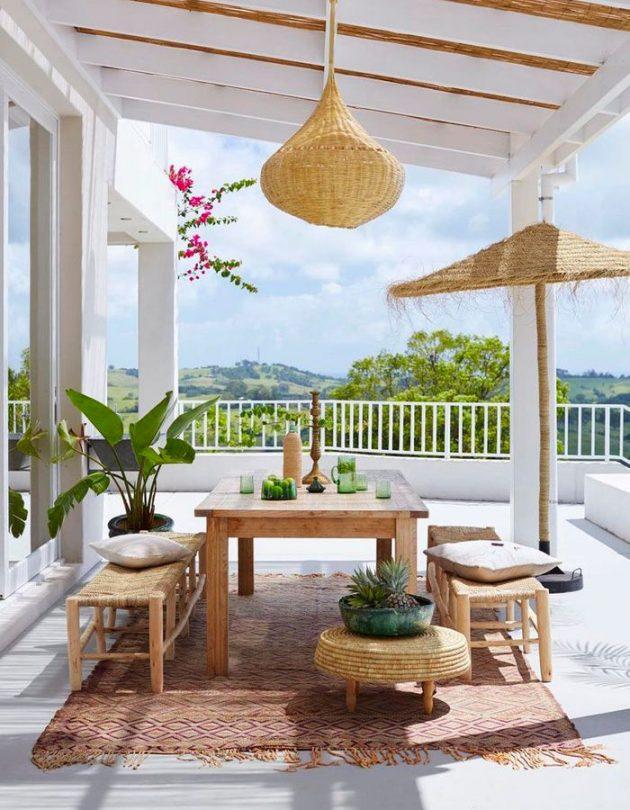 The Keys to a Bohemian Terrace