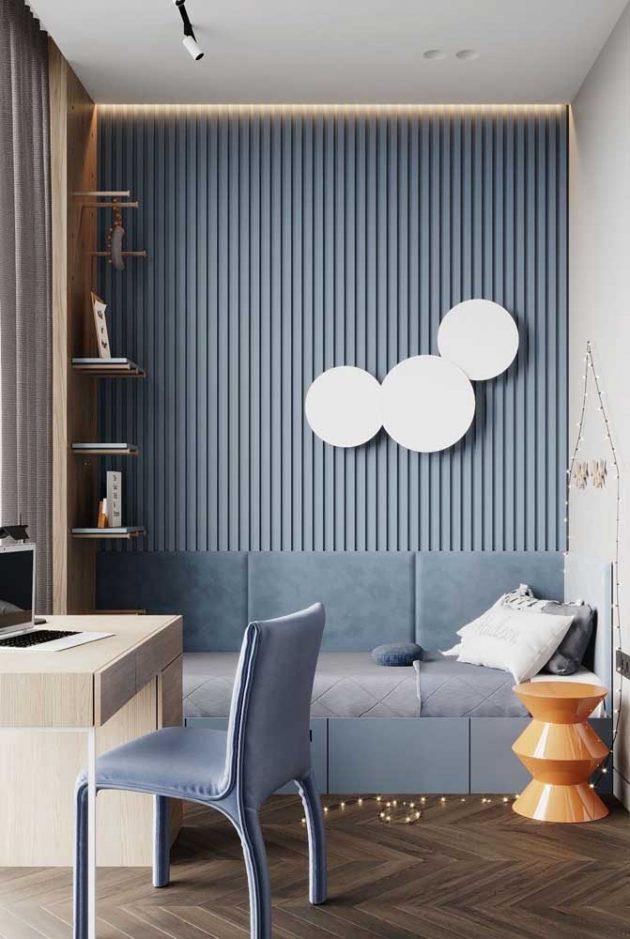 Fantastic 8 Ideas for Small Single Room