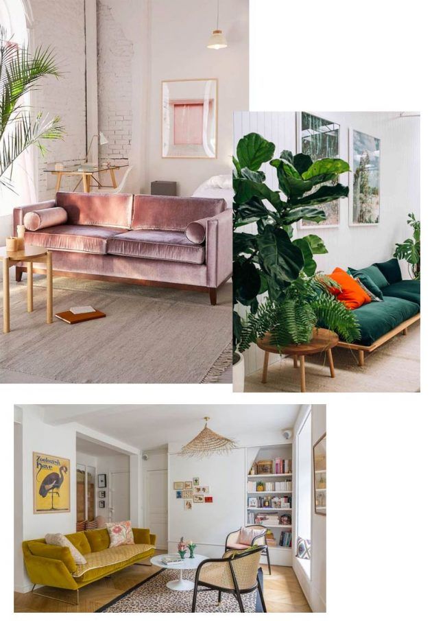 Choose the Right Sofa for Your Living Room