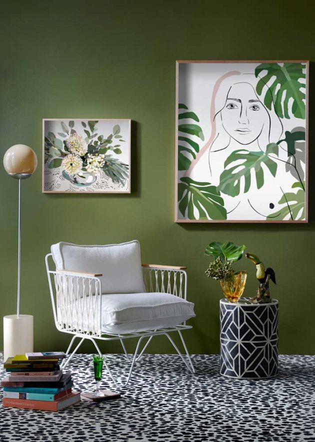 The Essential Decorating Tips for a Mesmerizing Green Room