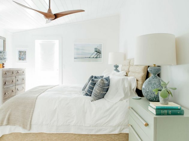 The Perfect Decor Idea - A Seaside Atmosphere in the Bedroom