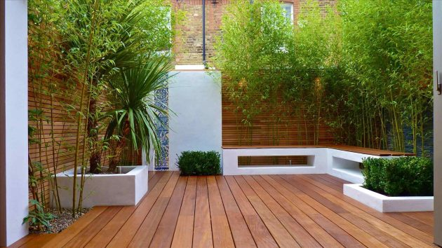 The Most Beautiful Ideas for a Minimalist Garden