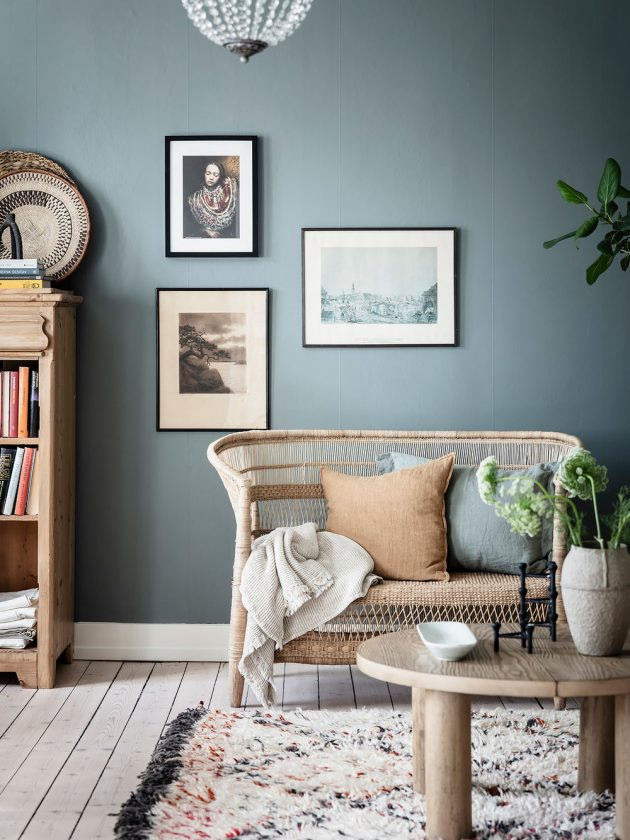 5 Brilliant Ideas for Slow Decoration in the Living Room