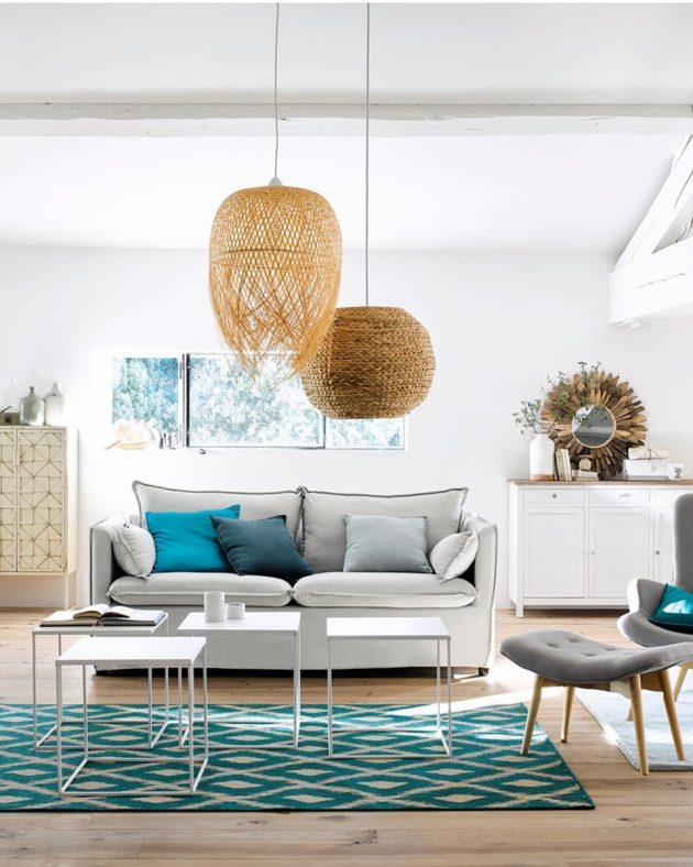 Rattan, Natural & Trendy Braiding in Your Home Decor?