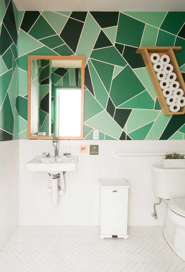 7 Green Bathroom Decor Ideas