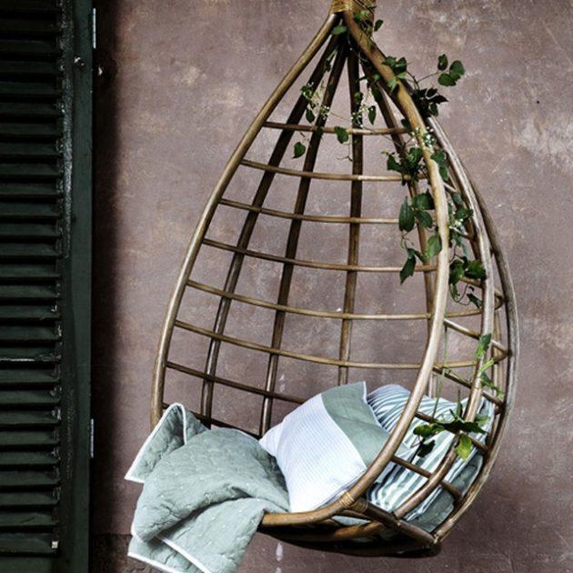 6 Splendid Aerial Chairs for the Garden