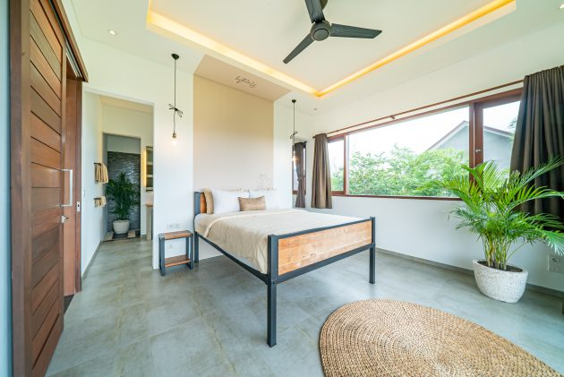 A Bubble of Freshness in Bali Baba Villa
