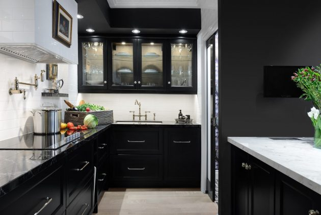 Can You Handle A Dark Shade in the Kitchen?