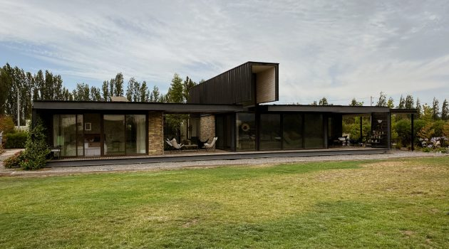 Bascope House by Grib in Buin, Chile