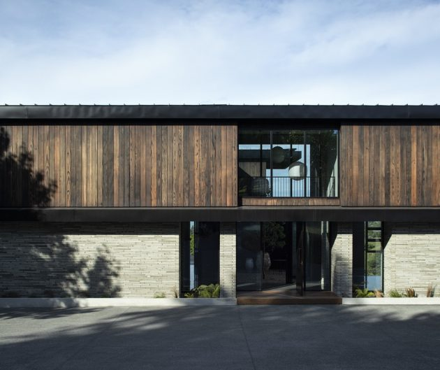 Birch Park House by Matter Architects in Auckland, New Zealand