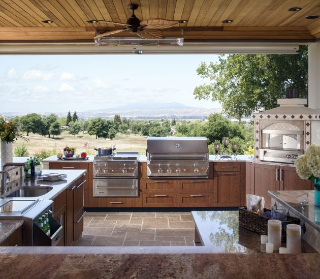 How To Make Your Outdoor Kitchen Areas Work