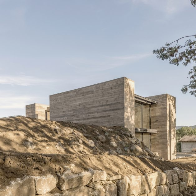 MM House by Atheleia Arquitectura in Montagut, Spain