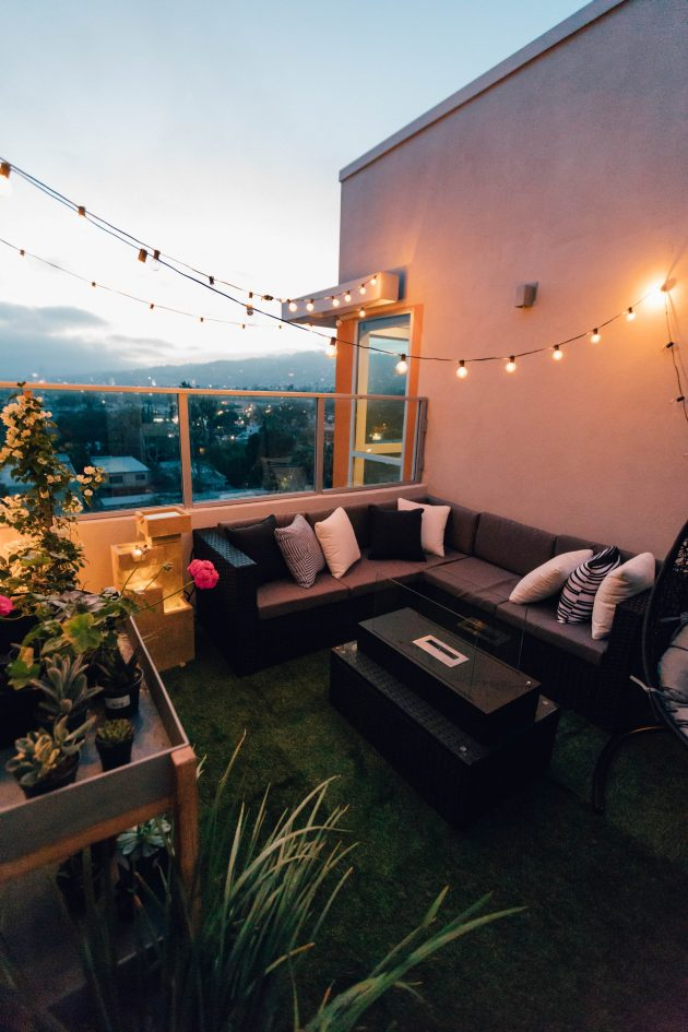 6 Cool Ideas to Spice Up Your Balcony