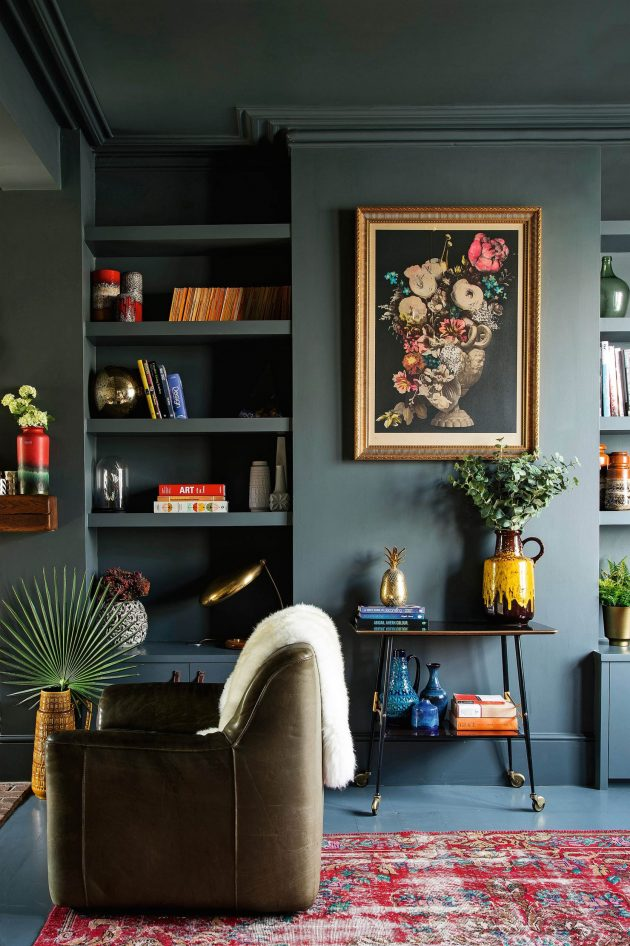 How to Associate Dark Colors with Materials?